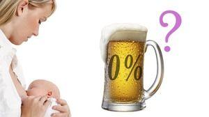 Škodovanje alkoholu med dojenjem