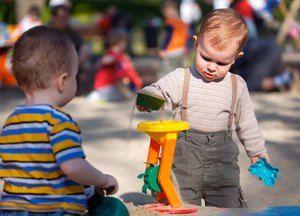 Kako se otrok socializira v starosti dveh let