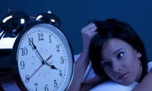 Težko je zaspati