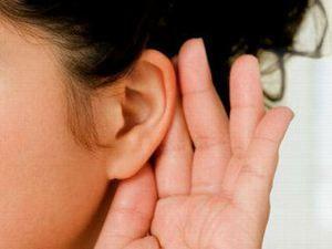 Senzorineuralna izguba sluha, kot se kaže