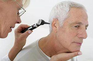 Senzorineuralna izguba sluha kot diagnosticirana