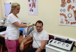 Senzorična gluhost zahteva natančen pregled