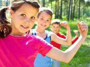 Športni otroci