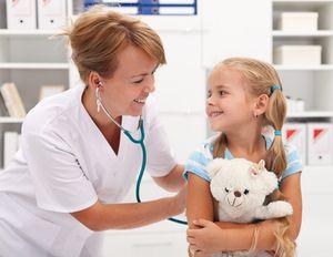 Otrok in pediater