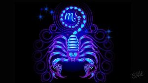 Značilnosti horoskopa človeka pod znakom horoskopa škorpijona
