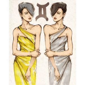 Kakšne kamne ponujajo horoskop za dvojčice žensk
