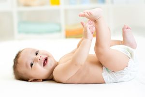 Ko se otrok ne šteje več za novorojenčka