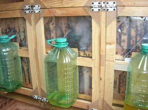 Zunanji podajalniki za čebele