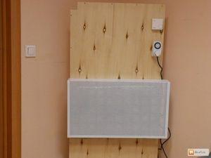 Kremenčev zidni termoenergetski grelci za dom