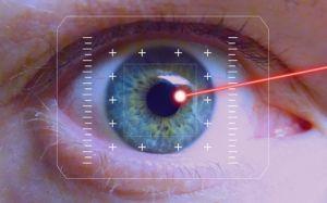 Lasersko odpravljanje vida: posledice in pregledi