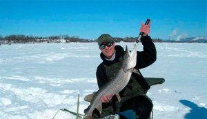 Značilnosti zimskega in jesenskega ribolova v Baškortostanu