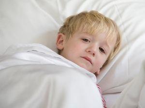 Vzroki za dehidracijo pri otrocih