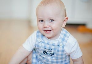 Razvoj 9-mesečnega otroka