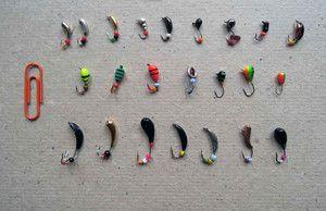 Skrivnosti zimskega ribolova: kako ribe na mormyshku