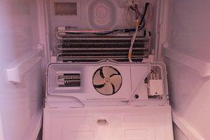 Shema hladilnika: elektronske naprave