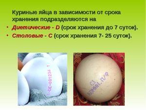 Kako shraniti piščančja jajca