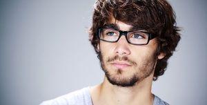 Elegantna moška očala za vid