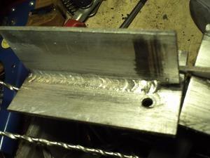 Varilna tehnika za aluminijasto elektrodo