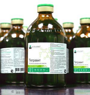 Zdravilo tetravit