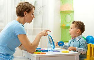 Metode za zdravljenje sesanja pri otrocih