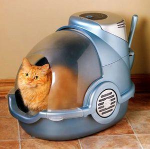 Zaprta stranišča za mačke: vrste modelov hišic
