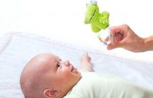 Organi vida pri novorojenčkih
